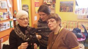 Rozenn Potin, réalisatrice nous enseigne la pratique de la vidéo