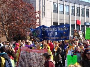 La marche de 2010